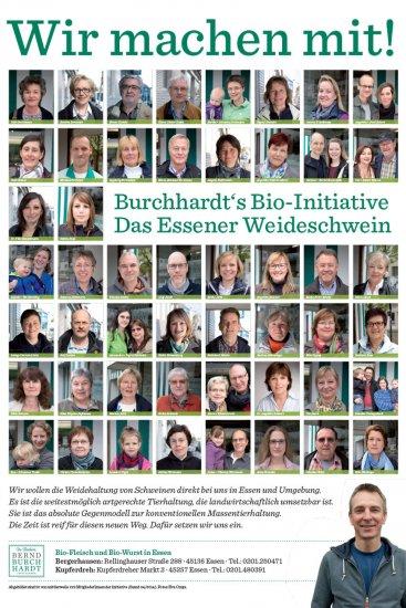 Bio-Weideschwein
